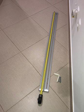 Conjunto suporte calhas duplas IKEA
