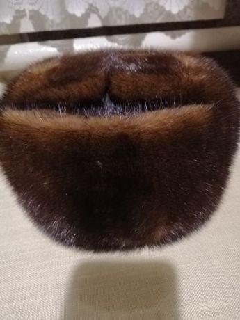 Норковая шапка!!!