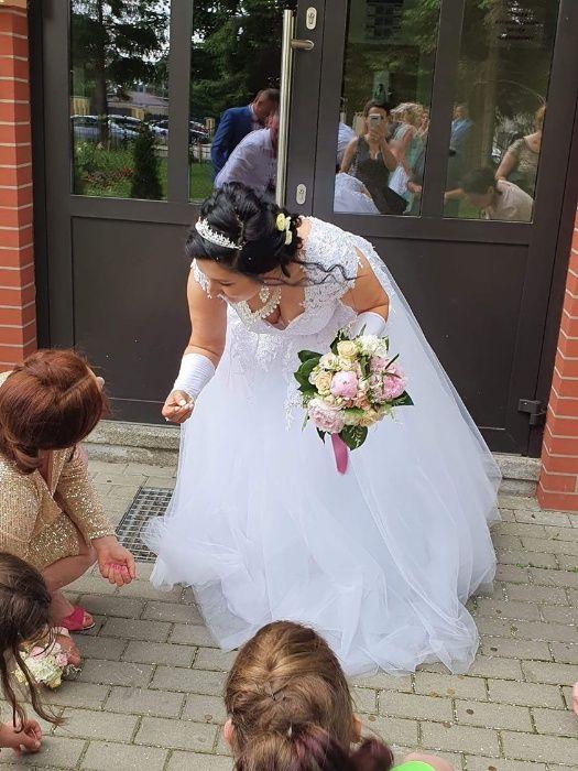 suknia ślubna Węgorzewo - image 1