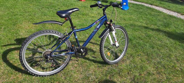 Rower młodzieżowy 24 B twin