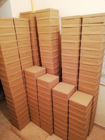 Коробка подарункова, коробки із крафт картону