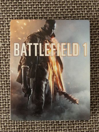 Battlefield 1 steelbook XBOX ONE PL