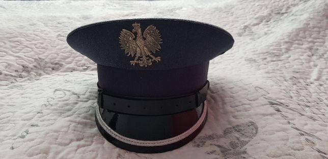 Czapka garnizonowa SW oficera młodszego