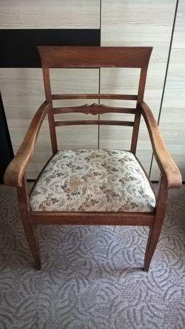 Stare fotele krzesła klubowe - lata 30-te