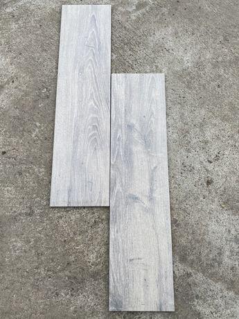 Okazja!!! Płytki podłogowe drewnopodobne OSLO GREY 15,5x62