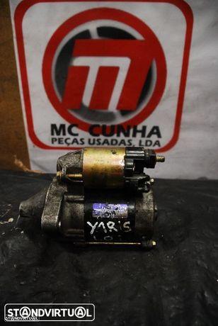 Motor de arranque Toyota Yaris 1.0