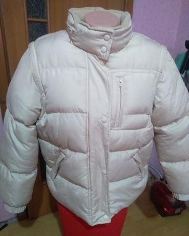 Супертепла куртка 2 в 1