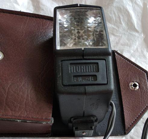 Электрическая фотовспышка Norma Fil-46 USSR