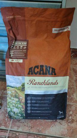 Saca de ração Acana Ranchlands 11kg
