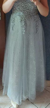 Suknia r.XL jak nowa
