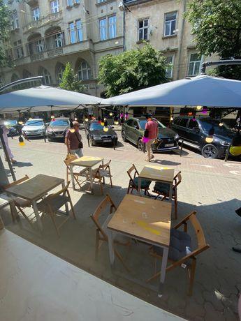 Продаж готового бізнесу/діючий бізнес(кафе)в самому центрі міста