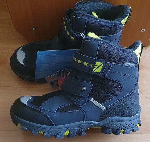 Ботинки зимние Pepperts