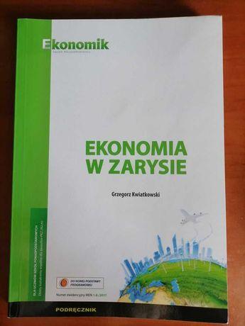 """Podręcznik do podstaw ekonomii """"Ekonomia w zarysie"""""""