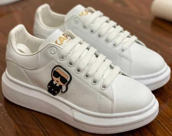 Buty Karl Lagerfeld Sneakersy Damskie NOWE Rozm 36-40