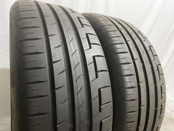 2x 205/55R16 91V Continental PremiumContact 6 19rok 7.5mm JAK NOWE