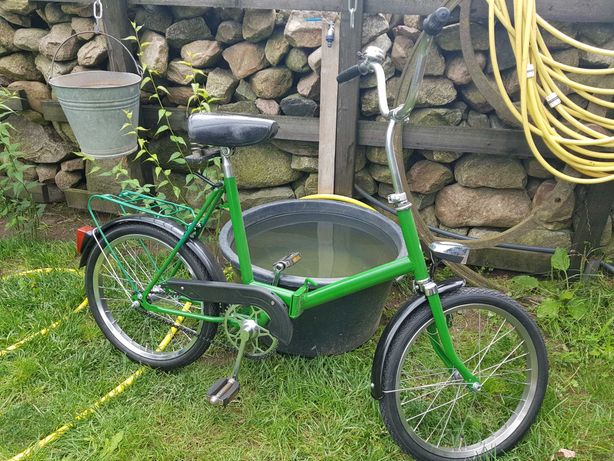 Rower składa Wigry