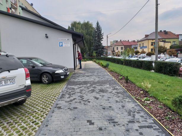 Miejsca parkingowe Proszowice ul. Królewska