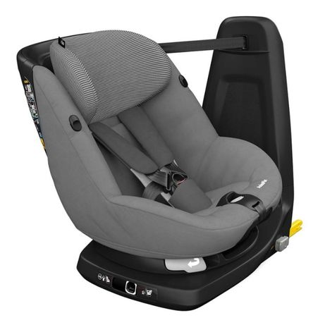 Cadeira Auto Bebé Confort Axissfix I-Size - Concrete Grey (roda 360º)