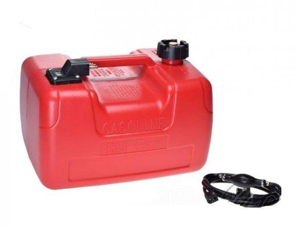 Zbiornik kanister paliwa 12 litrów złącze typu Yamaha