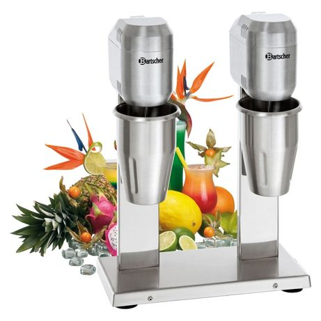 Máquina de milk shake - 650ml Novo, com 01 Copo ou 02 Copos, Garantia.