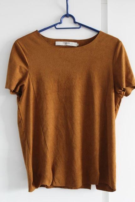 Koszulka, t-shirt Vero Moda r. S zamsz