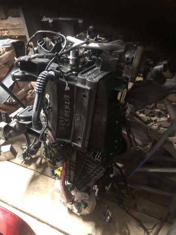 Моторчик пічки корпус заслонки радіатор кондиціонер мерседес s 221