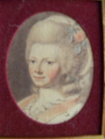 Набор картинок портретов королей Германии