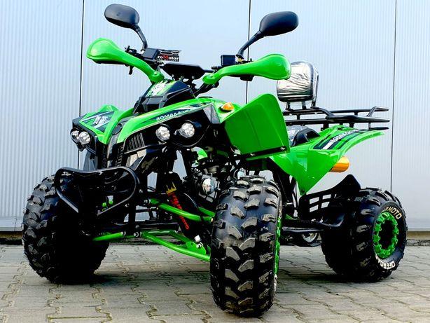 XTR VARIA PRO 125 mega quad NOWOŚĆ mocny 14kM ProMotor dostawa raty