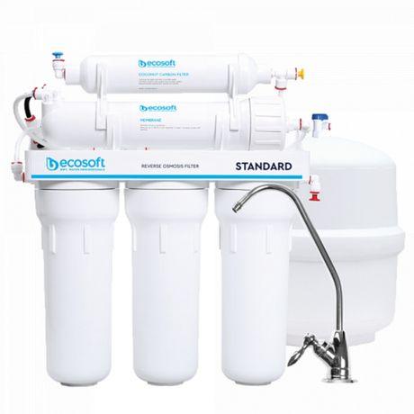 Установка и обслуживание фильтров для воды с обратным осмосом
