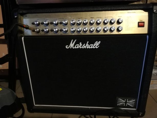 Marshall avt 150 + footswitch