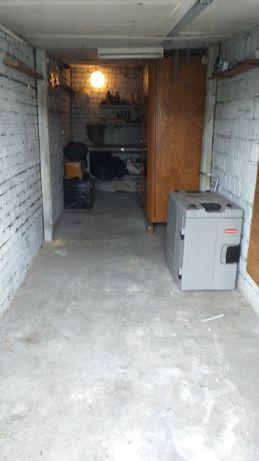 Wynajem garażu