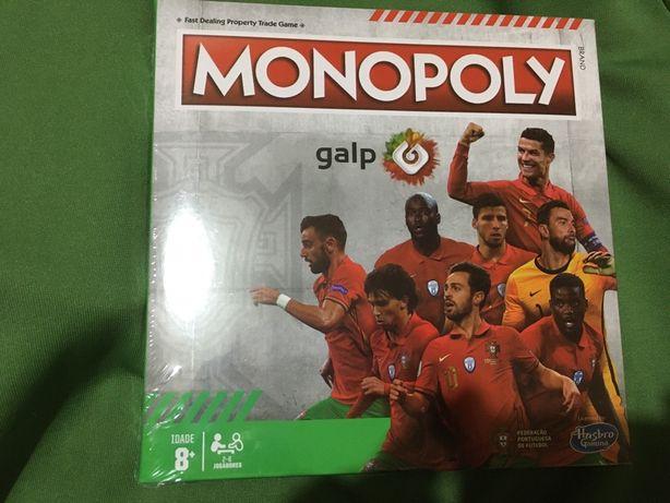 Jogo Monopoly edicao especial Portugal