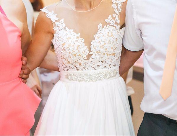 Piękna suknia ślubna milla nova selena