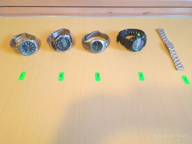 Часы наручные (Япония)