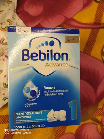 Bebilon Advance 1 REZERWACJA