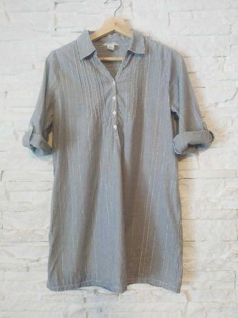 Bluzka koszulowa 158-164