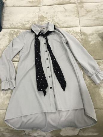Vestido camiseiro - novo