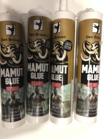 Клей-герметик Den Braven MAMUT GLUE