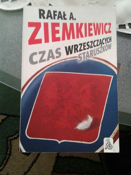 Czas wrzeszczących staruszków Ziemkiewicz