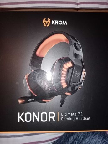 Fones KONOR ultimate gaming 7.1