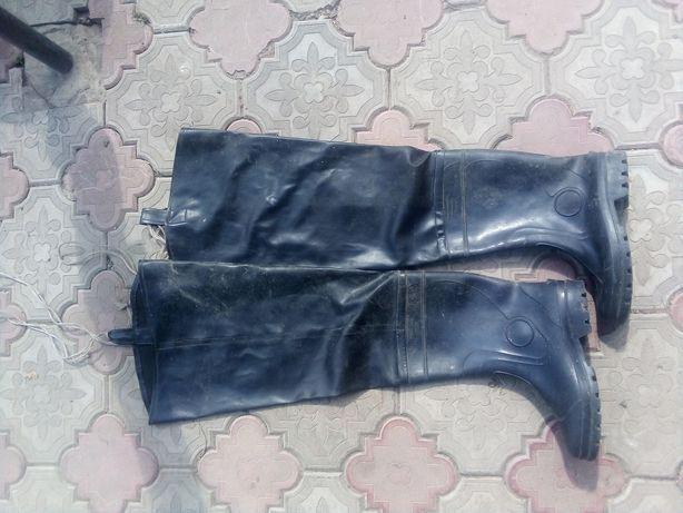 Рибацкі чоботи (заброди) розмір 45