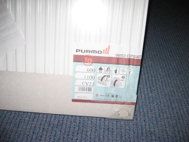 Nowy grzejnik purmo 600x 1100 cv22