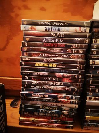 Dvds Filmes todos selados
