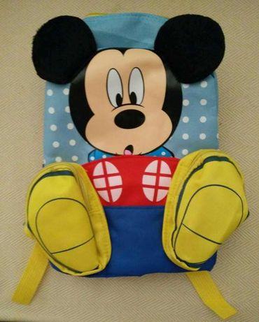Mochila Mickey (nova)