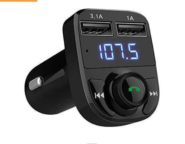 Bluetooth FM- трансмиттер JINSERTA в машину