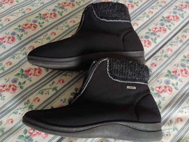 Sapato tipo bota super confortável Crube Comfort nº 39