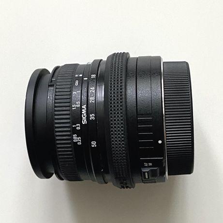 Sigma 18-50mm F/3.5-5.6 DC для Sigma SA
