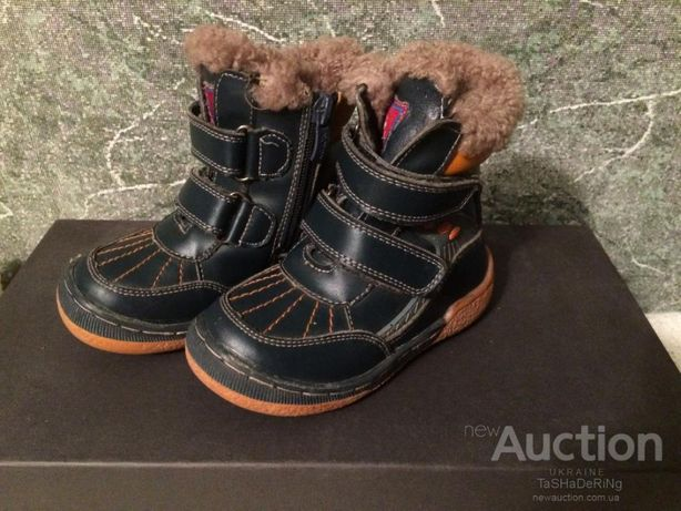 Ботинки сапожки зимние овчина Y.Top