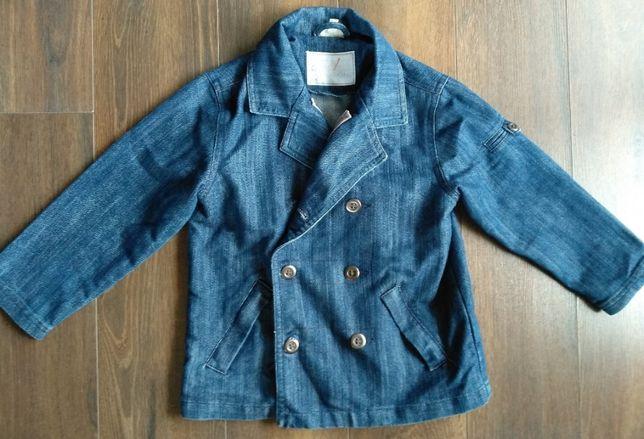 MILA BLUE kurtka, marynarka jeans r. 110