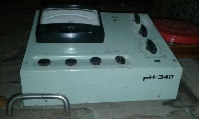 Иономер pH-340
